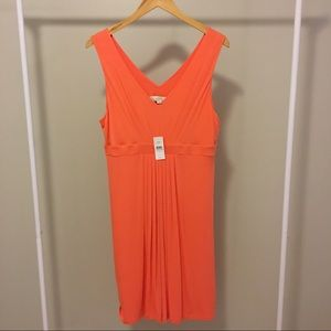 LOFT sleeveless dress NWT